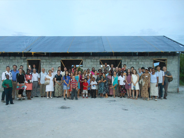 Guyana Maranatha Mission-group